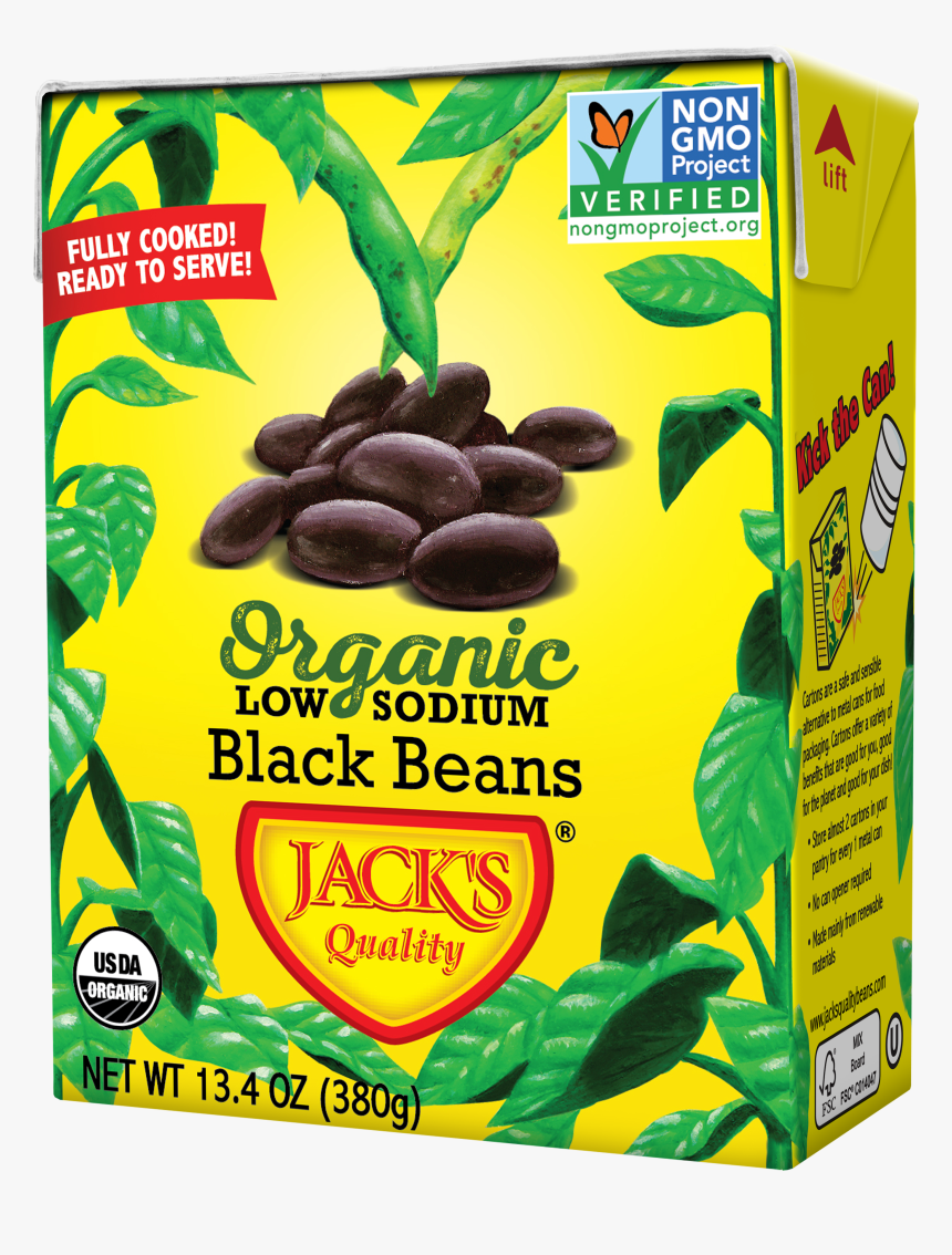 Jack's Quality Beans, HD Png Download, Free Download