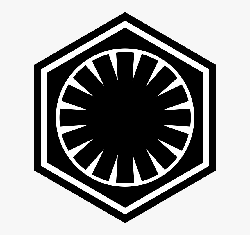 Star Wars Battlefront Wiki - Star Wars Symbols First Order, HD Png Download, Free Download
