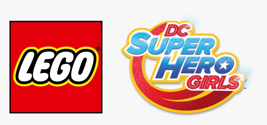 Dc Superhero Girls Logo Png - Logo Dc Super Hero Girls, Transparent Png, Free Download
