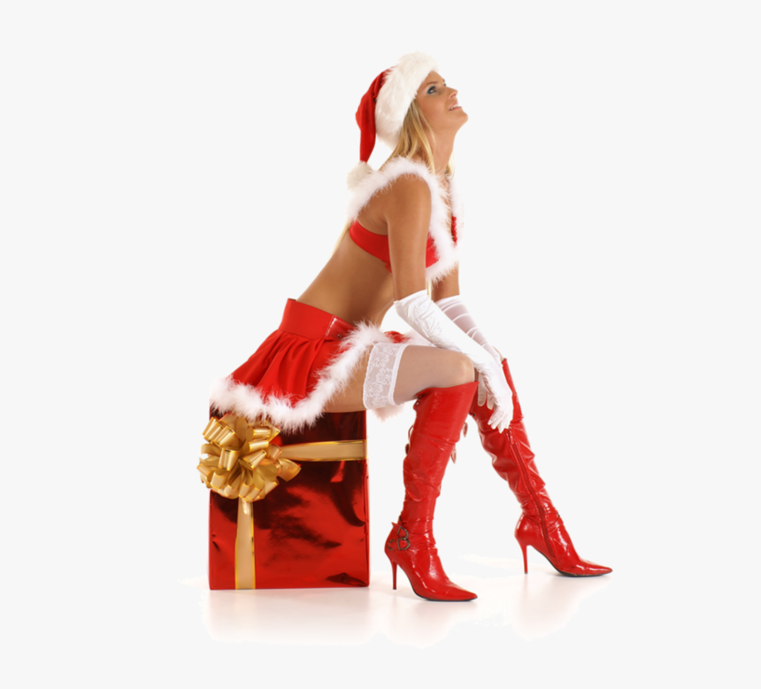 Christmas Money Girl, HD Png Download, Free Download