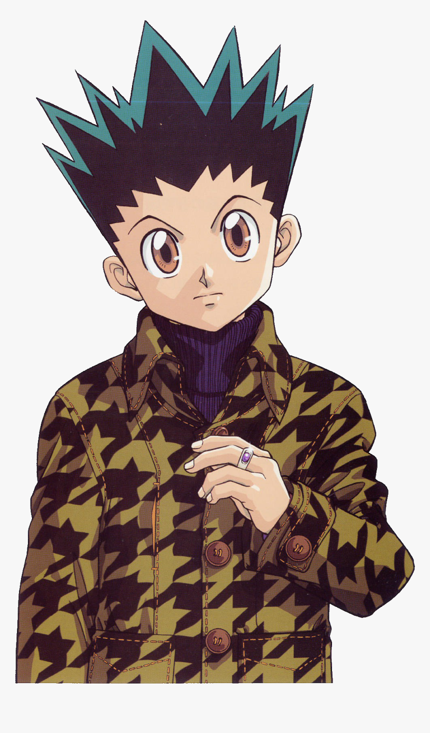 Transparent Gon Freecs Png - Hunter X Hunter 1999, Png Download, Free Download