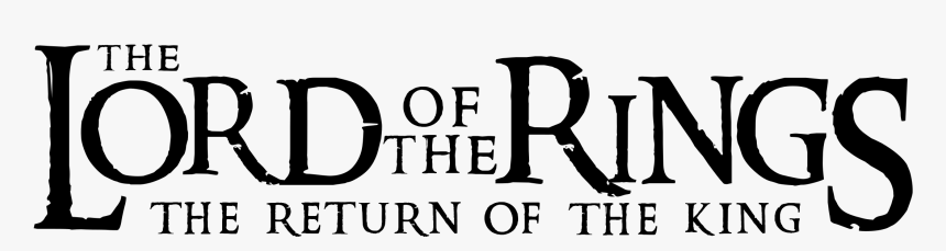 the lord of the rings logo png transparent logo lord of the ring png download kindpng the lord of the rings logo png