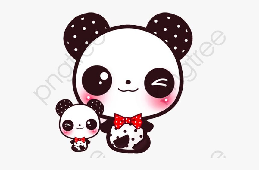 Get Panda Cartoon Cute  Gif