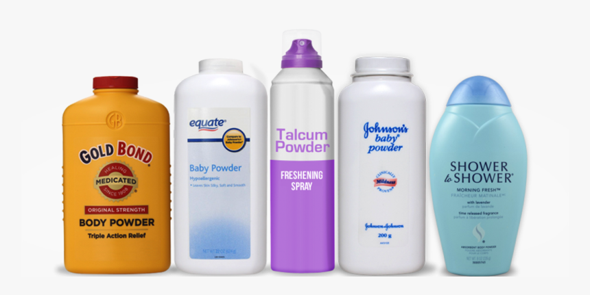 Talcum Powder Claims Lawyer - Products Have Talcum Powder, HD Png Download, Free Download