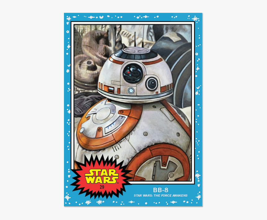 Topps Star Wars Living Set 17, HD Png Download, Free Download