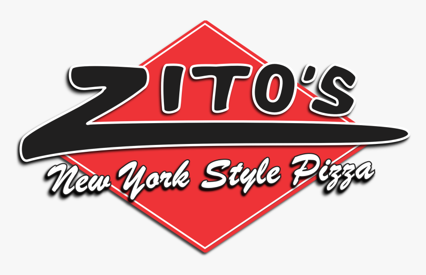 """Zito""""s Pizza Logo - Zito's Pizza, HD Png Download, Free Download"""