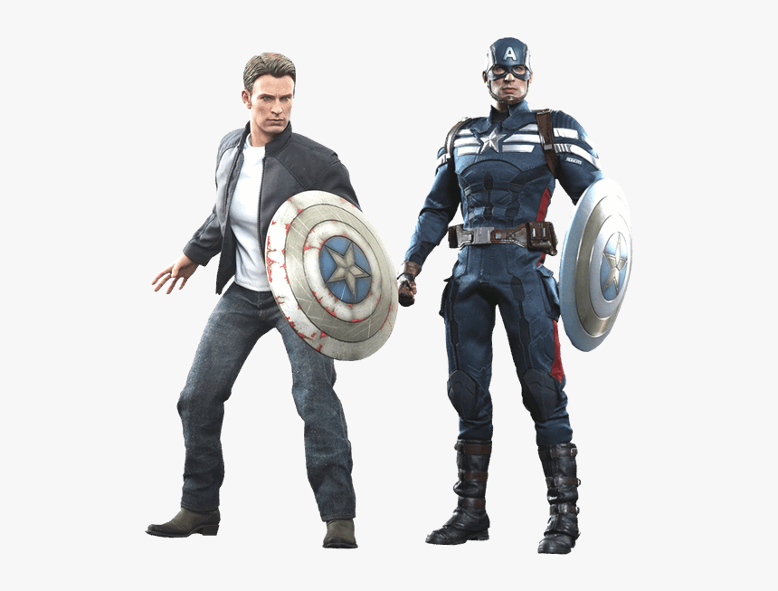 The Winter Soldier - Capitan America Winter Soldier, HD Png Download, Free Download