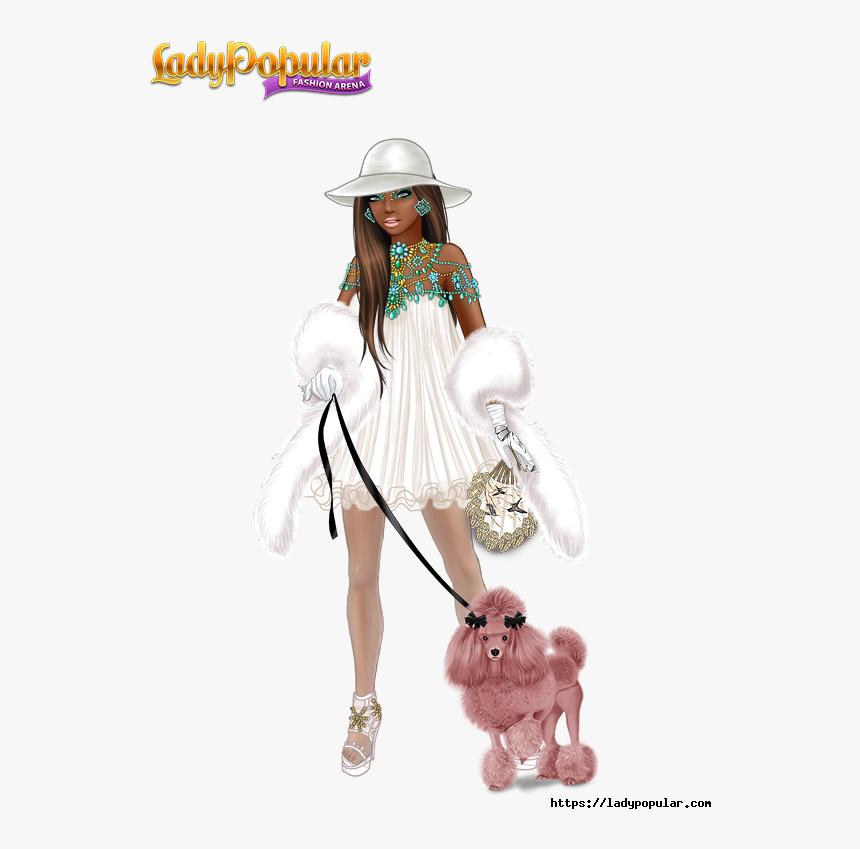 Transparent Evil Sun Clipart - Lady Popular, HD Png Download, Free Download