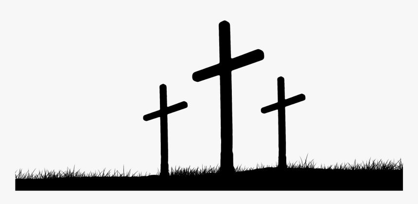 Good Of Friday Cross Christianity Crosses Hill Clipart - Christian Cross Png, Transparent Png, Free Download