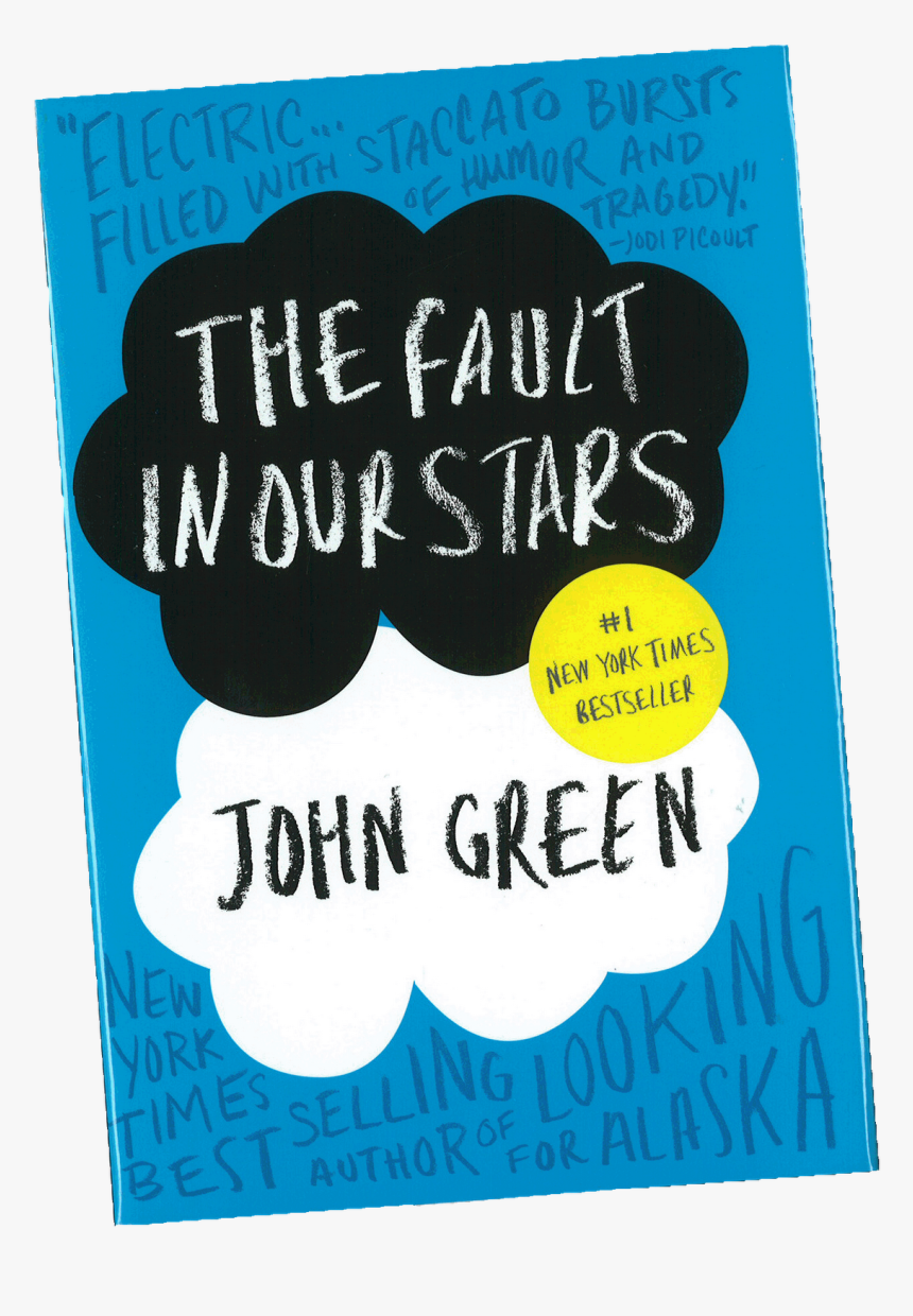 Fault In Our Stars Book Author, HD Png Download, Free Download