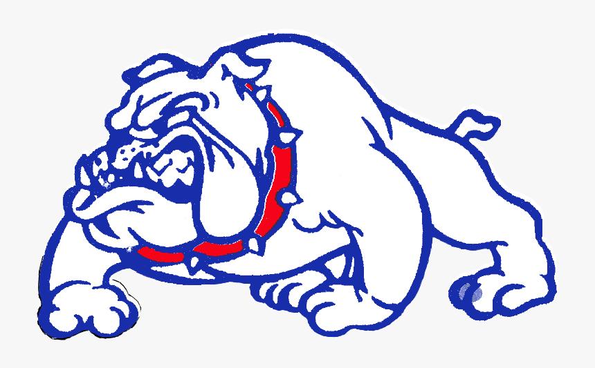 Georgia Military College Mascot - Carmi White County Bulldogs, HD Png Download, Free Download