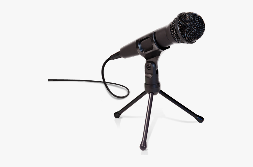Microphone Clipart Png Download - Fist Microphone, Transparent Png - kindpng