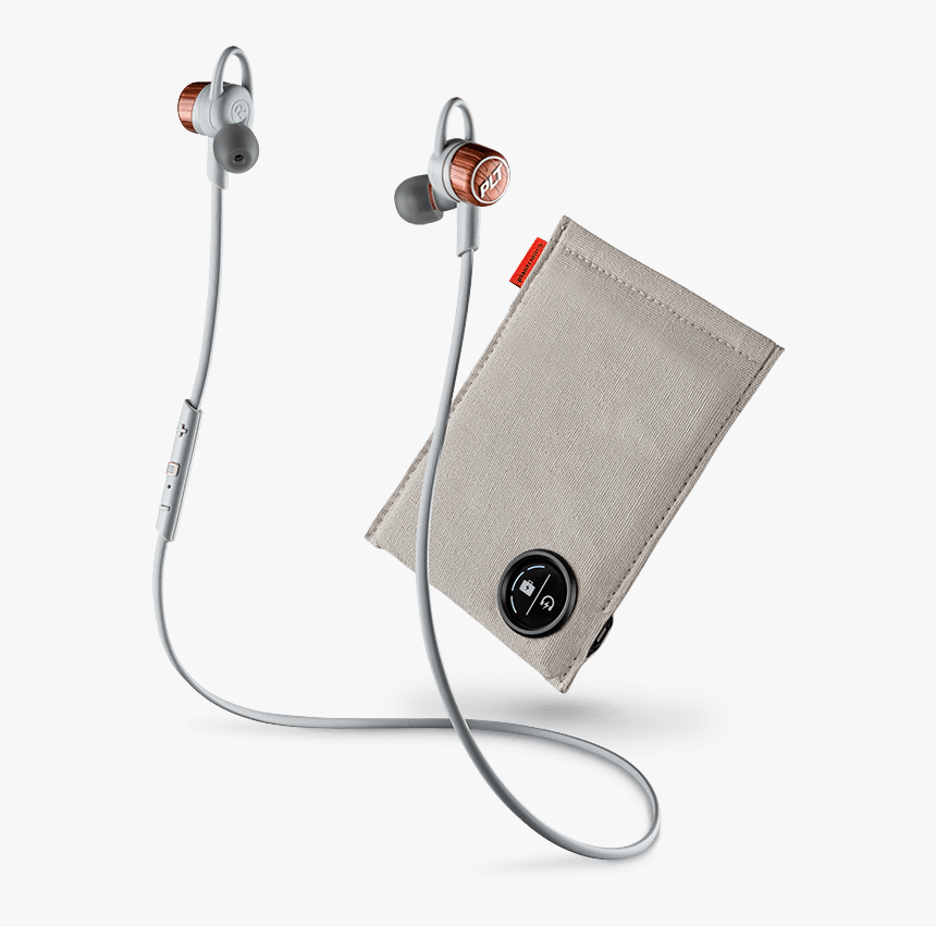 Plantronics Backbeat Go 3 Wireless Headphones, HD Png Download, Free Download