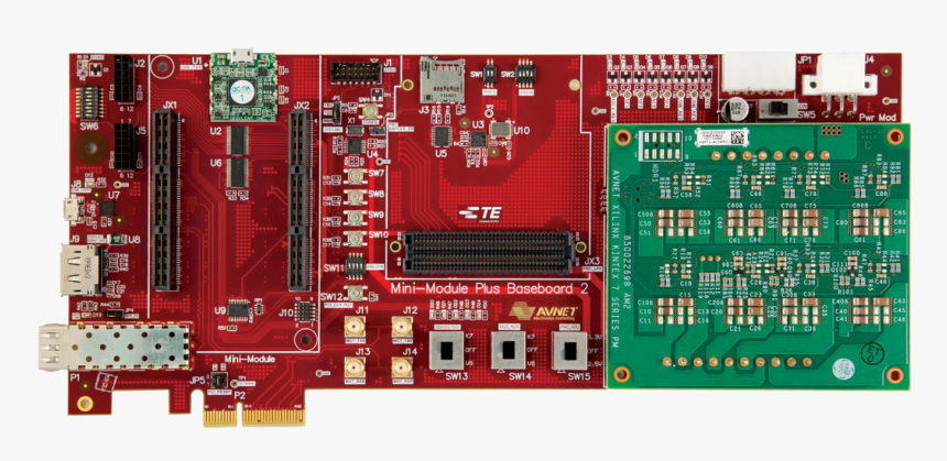 Microcontroller, HD Png Download, Free Download