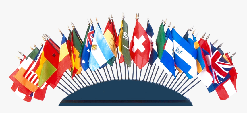 Learn Other Languages Dc - United Nation Flags Png, Transparent Png, Free Download