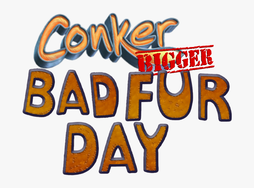 Welcome To Ideas Wiki - Conker Bad Fur Day 2018, HD Png Download, Free Download